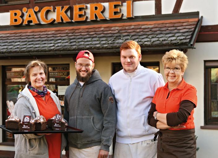 Bäckerei Bohnert,